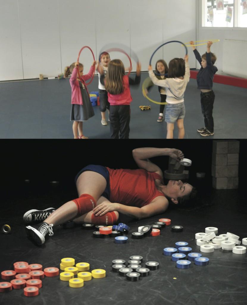 PLAY by Kids cerceaux
