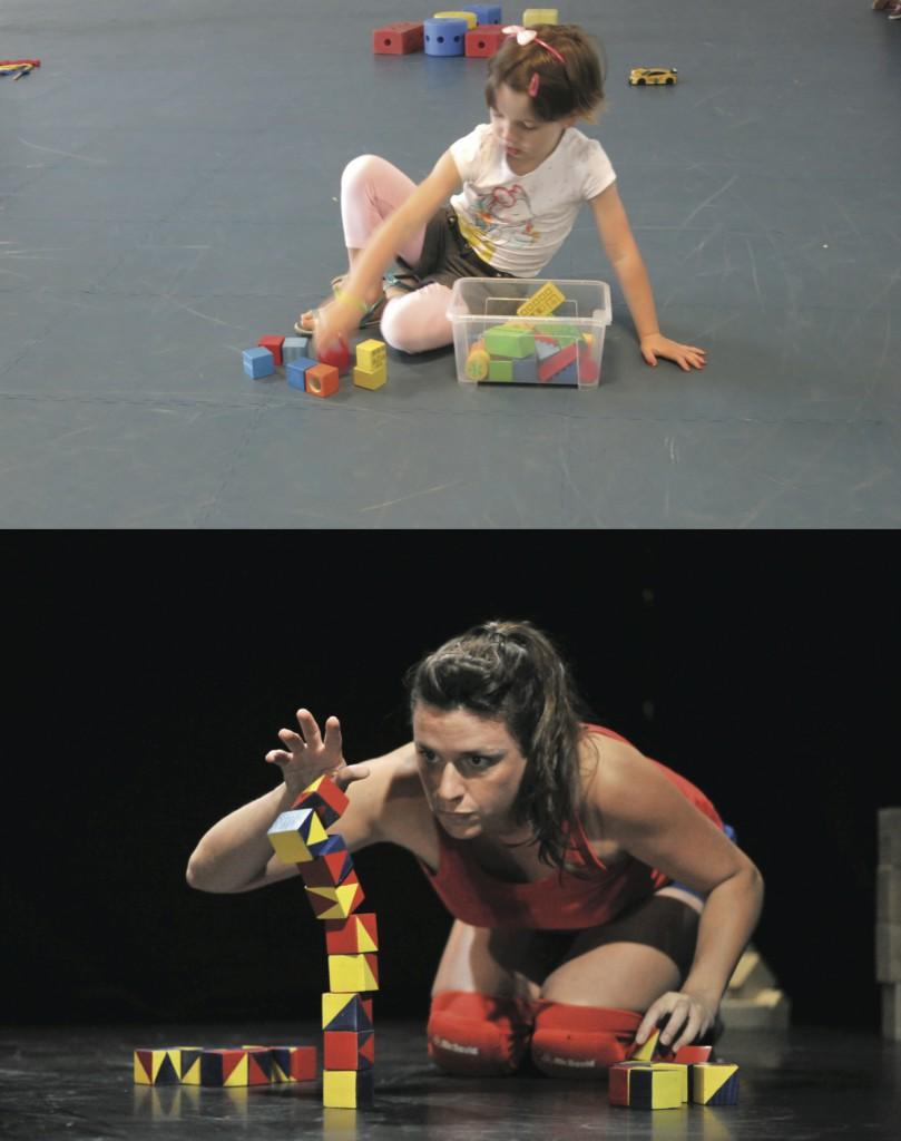 PLAY by Kids début cubes